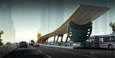 Chengdu BRT 1
