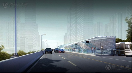 Chengdu BRT 10