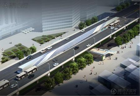 Chengdu BRT 11