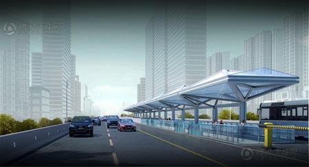 Chengdu BRT 3