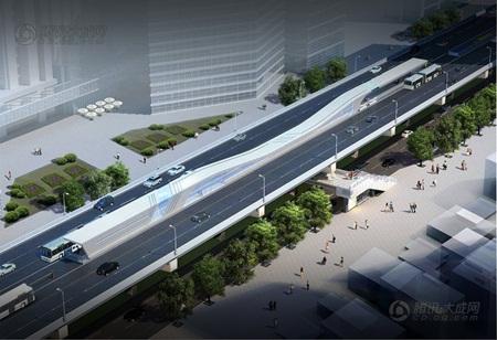 Chengdu BRT 6