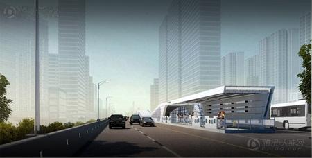 Chengdu BRT 7