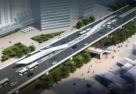 Chengdu BRT 8