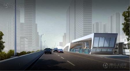 Chengdu BRT 9